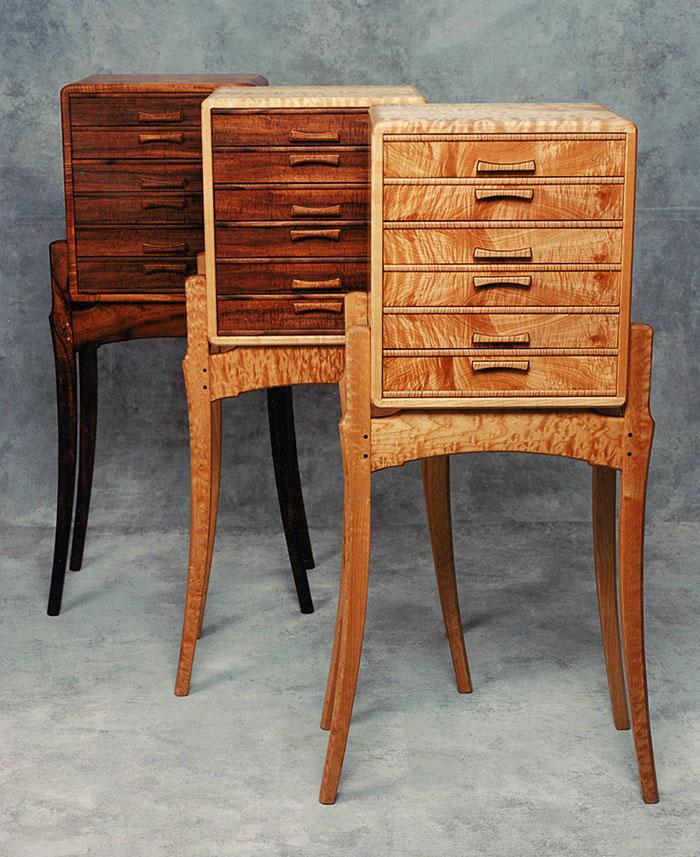 Anthony Kahn Furniture Maker, Custom Furniture Makers Portland Oregon